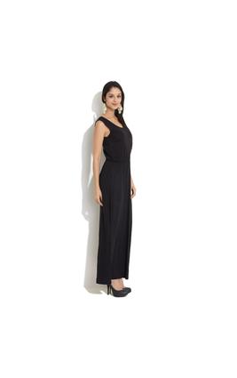 Amari West Touch Of Crochet Maxi Dress, s,  black