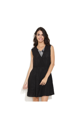 AYAANY Chic Impressions Dress, s,  black