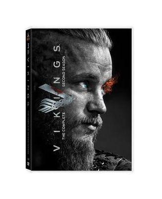 Vikings S2, dvd, english