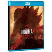 Godzilla 3D, blu-ray, english