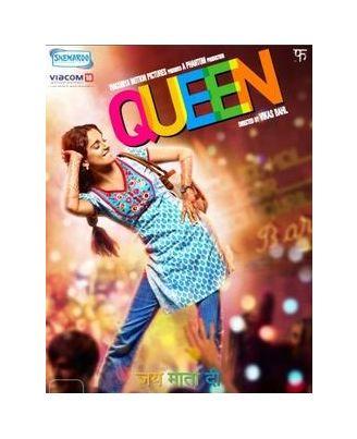 Queen, dvd, hindi