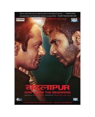 Badlapur, dvd, hindi