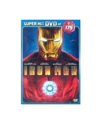 Iron Man, dvd, english