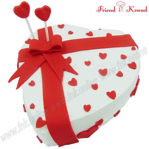 Valentine s Special Cake