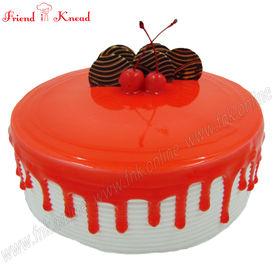 Strawberry Cake, 0.5 kg, egg