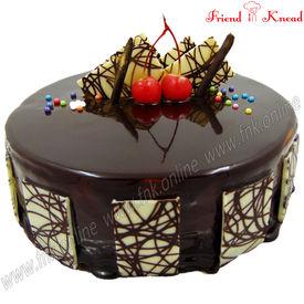 Choco Truffle Cake, 0.5 kg, egg