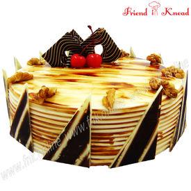 Mocha Walnut Cake, 0.5 kg, egg