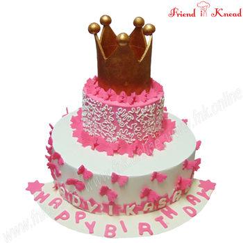 My Little Princess Cake, 3 kg, egg