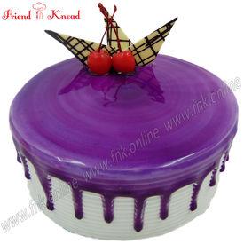 Blueberry Cake, 0.5 kg, egg