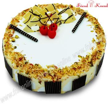 Milk & Nut Cake, 0.5 kg, egg