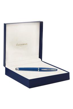 Waterman CARENE Blue ST Roller Ball Pen