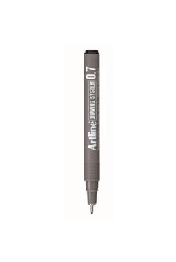 Artline Drawing 0.7mm Fineliner Pen (Pack of 5)