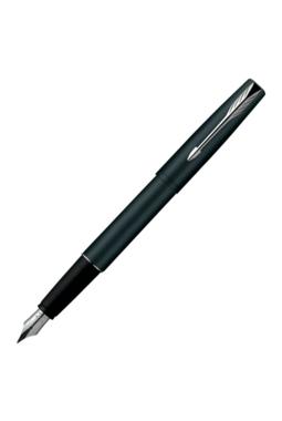 Parker Frontier Matte Black CT Fountain Pen
