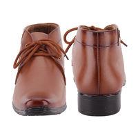 Smoky Tan High Ankel Shoe SM466TN, 9