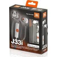 JBL J33i earphones white
