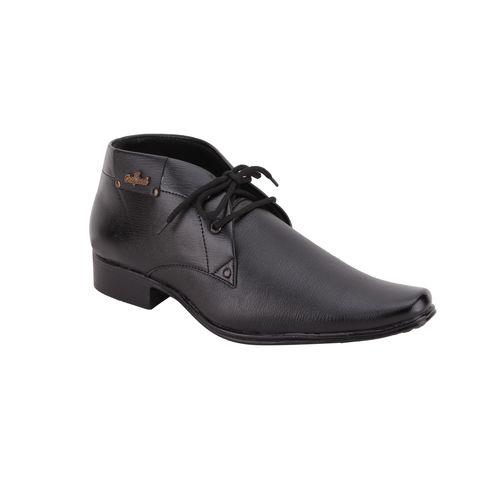 Smoky Black High Ankel Shoe SM466BK, 9