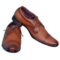 Smoky Tan High Quality Shoe SM552TN, 10