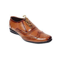 Scootmart Brown Formal Shoes Scoot334, 10