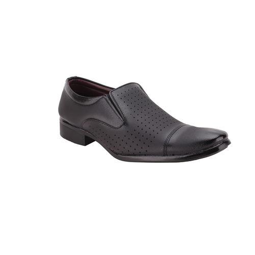 Smoky Black High Quality Shoe SM551BK, 10