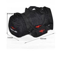 Gym Bag - Foldable-Round shape (MN-0116-BLK)