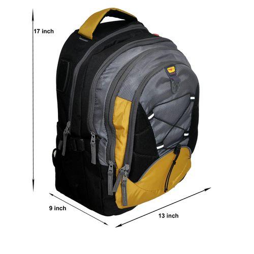 Laptop bag (MR-1125-YLW-BLK)