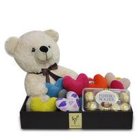 Online Teddy N Hearts