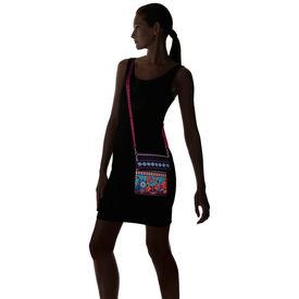Stylish Designer Sling Bag with multicolor print for Girls/Women, nsb001-7jpg