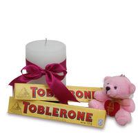 Candle N chocolate