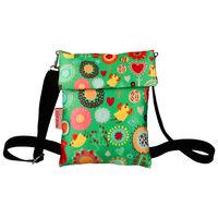 Stylish Designer Sling Bag with multicolor print for Girls/Women, nsb012-7jpg
