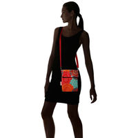 Stylish Designer Sling Bag with multicolor print for Girls/Women, nsb003-7jpg