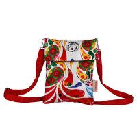 Stylish Designer Sling Bag with multicolor print for Girls/Women, nsb015-7jpg