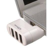 Portronics Just Inn: 3 Port USB Hub and Card Reader Combo