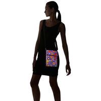 Stylish Designer Sling Bag with multicolor print for Girls/Women, nsb016-7jpg