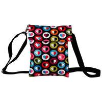 Stylish Designer Sling Bag with multicolor print for Girls/Women, nsb020-7jpg
