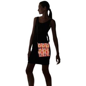 Stylish Designer Sling Bag with multicolor print for Girls/Women, nsb006-7jpg