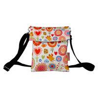 Stylish Designer Sling Bag with multicolor print for Girls/Women, nsb010-7jpg