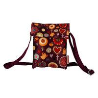 Stylish Designer Sling Bag with multicolor print for Girls/Women, nsb013-7jpg