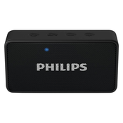 Philips BT64B/94 Portable Bluetooth Mobile/Tablet Speaker,  white