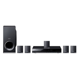 Sony DAV-TZ145 5.1 2 Front Speakers, 2 Surround Speakers, 1 Centre Speaker, 1 Subwoofer (DVD)