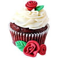 Rosy Cupcakes Delight