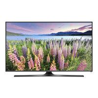 Samsung 48J5300 Full HD Smart LED TV,  black
