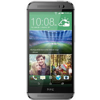 HTC One M8,  gunmetal grey