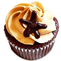 6 Moroccan Coffee Delight Cupcakes