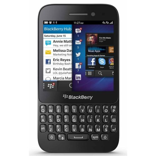 Blackberry Q5,  black