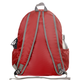 Harissons Red Polyester Backpack