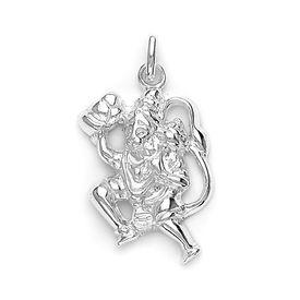 Hanuman Ji Silver Pendant-PD107