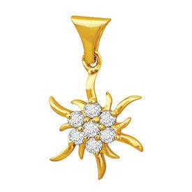Shinning Diamond Pendant- DAP123