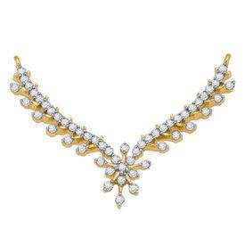 Myra Diamond Mangalsutra- GUTS0017T