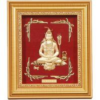 Mahadev Golden Frame-GF017