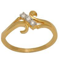 Diamond Rings - BAR0924, si - ijk, 12, 18 kt